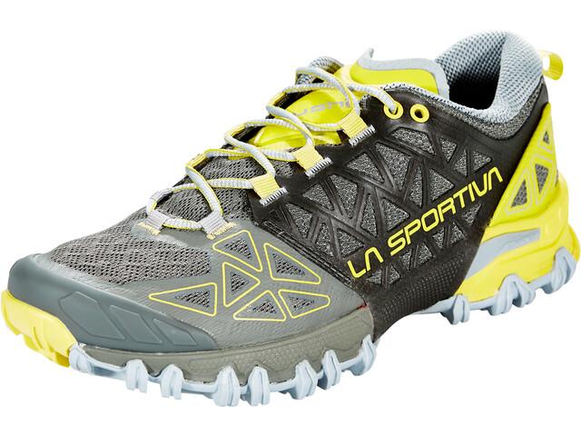 La Sportiva Bushido II Running Shoes Women clay/celery